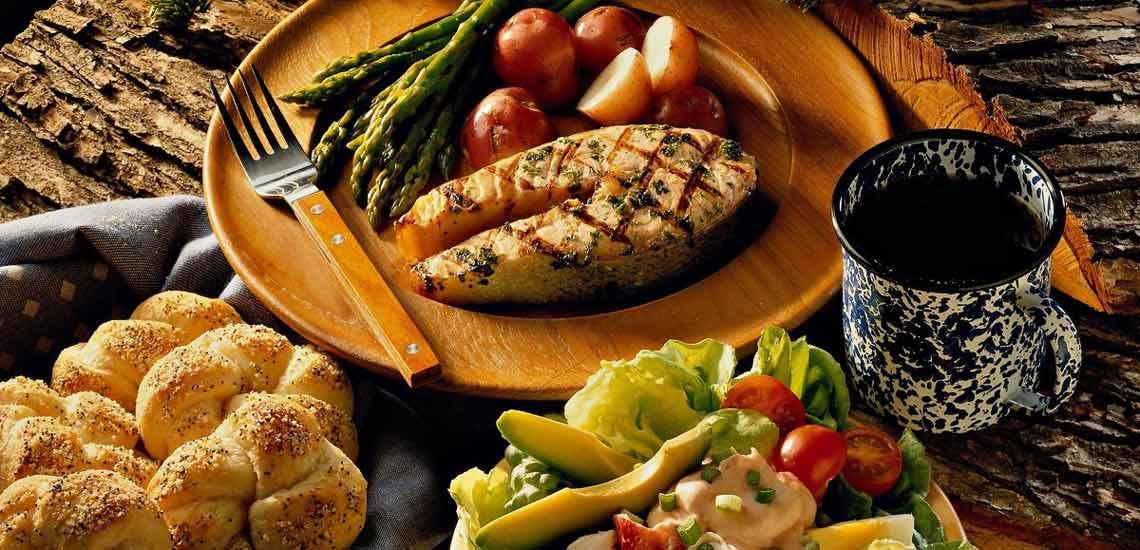 خوراکیهایی که هرچه بخورید چاق نمیشوید
