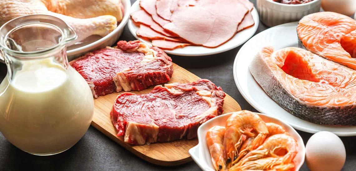 دانستنیهایی درباره رژیم پروتئین و تاثیر آن در لاغری