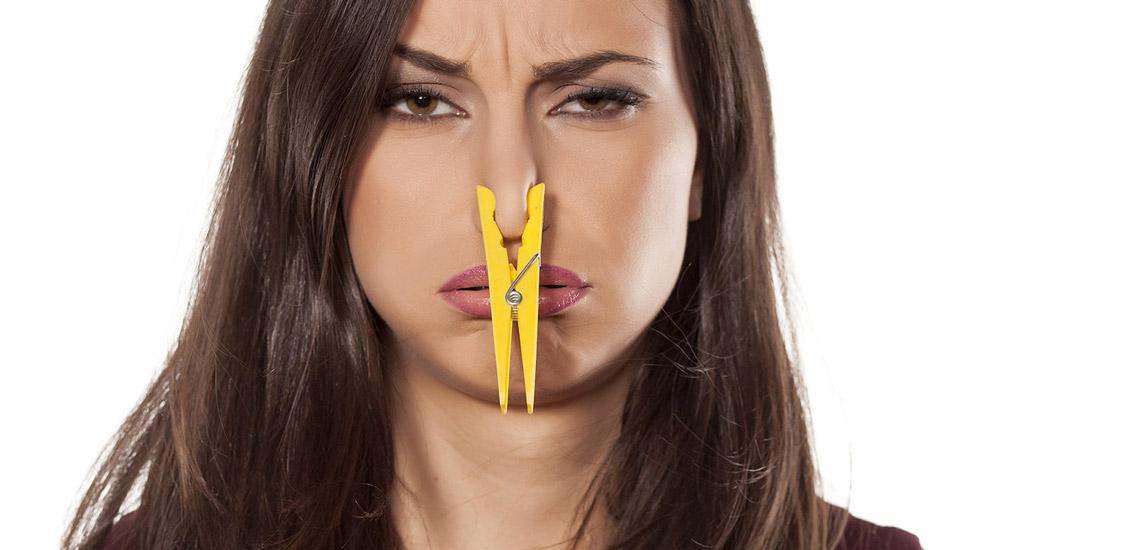 از بین بردن بوی بد بدن با ۱۰ روش ساده خانگی