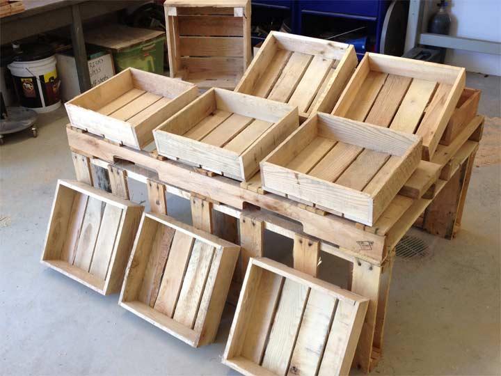 سبدها و جعبهها- اصول چیدمان فروشگاه