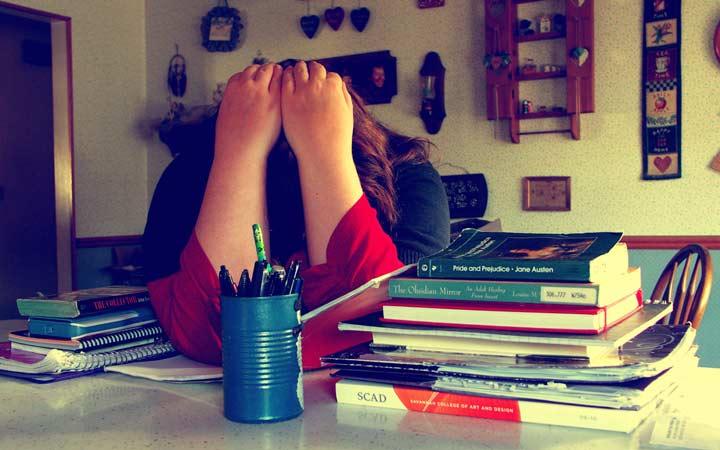 افزایش استرس عملکرد مغز را تضعیف می کند