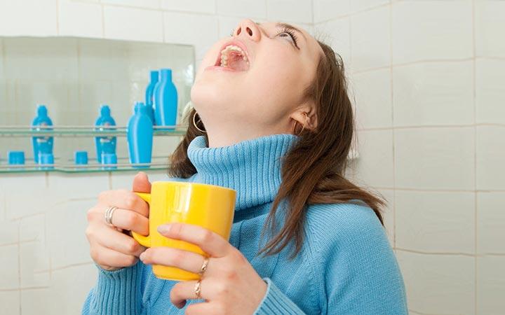 روشهای طبیعی و خانگی درمان آفت دهان - درمان آفت دهان