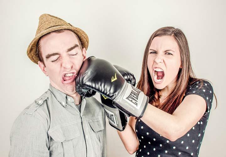 کشمکش ها- مشکلات زندگی مشترک