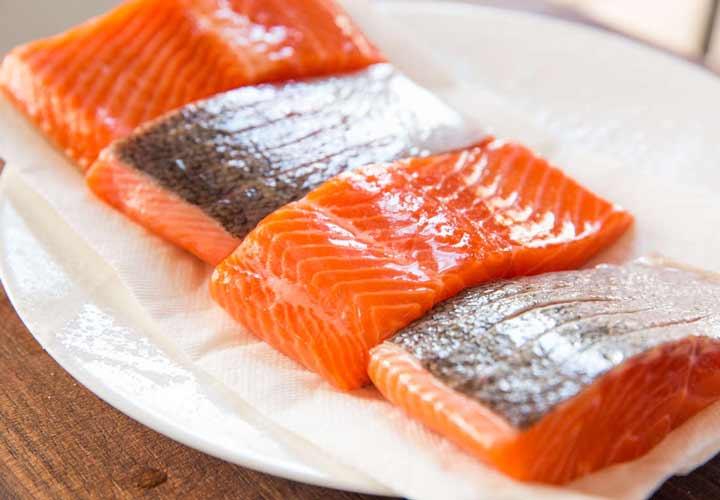 ماهی در میان غذاهای سرشار از پروتئین بالاترین شاخص سیری را دارد.