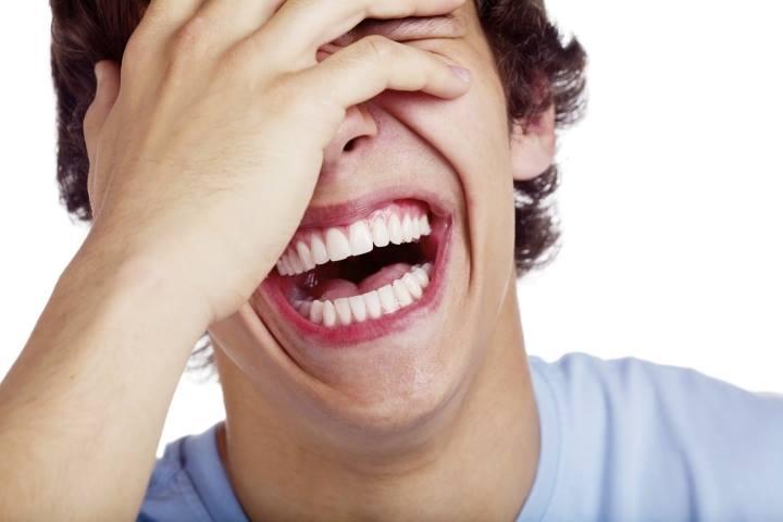 خندیدن برای لاغری و چربی سوزی