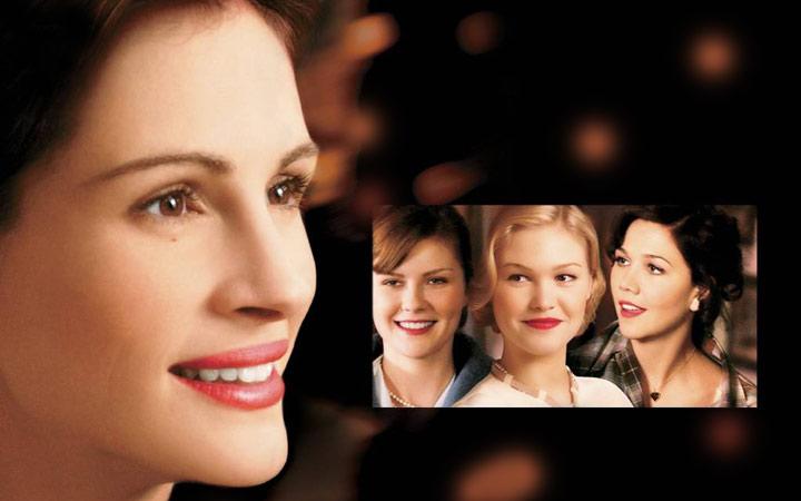 18 فیلمی که هر زنی باید ببیند - لبخند مونالیزا