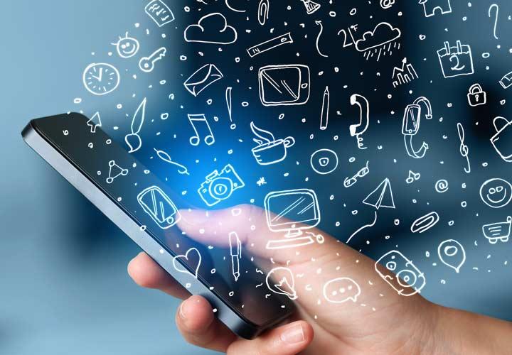 استفاده از اپلیکیشنها در بازاریابی موبایلی
