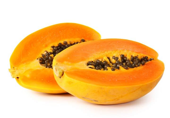 papaya  علائم پیشگیری از کبد چرب و راه های درمان آن