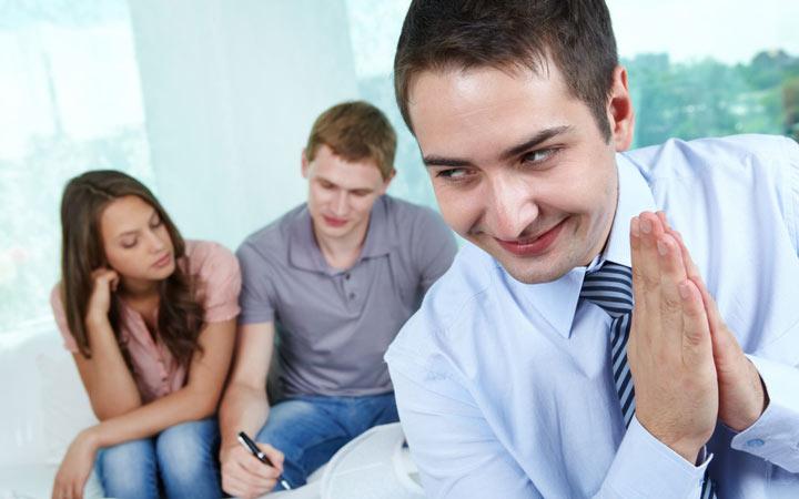 چک لیست خرید خانه - ترفندهای فروشندگان
