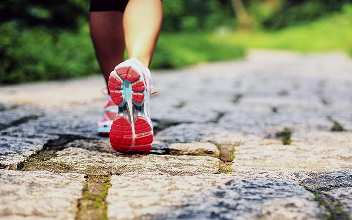 لاغری با پیاده روی - کالری سوزی و چربی سوزی