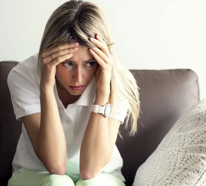 اطمینان از اثرگذارنبودن دارو یا مشکل پزشکی و روانی دیگر در اضطراب