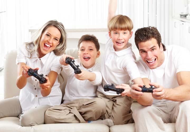 برای بازیهای خانوادگی و دستهجمعی برنامهریزی کنید