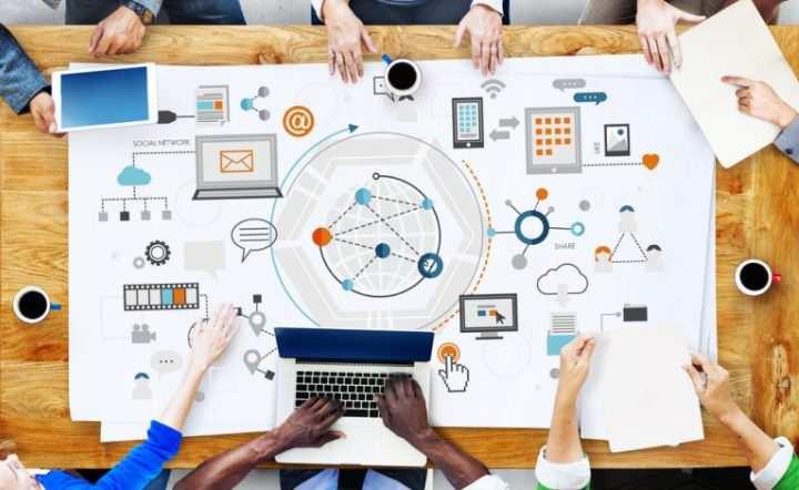 داشبورد مدیریتی چیست؟ ابزار همکاری