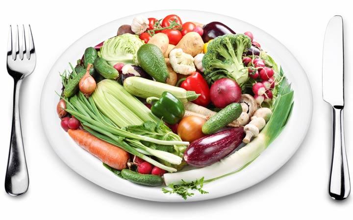 نقش سبزیجات در جلوگیزی از رفلاکس معده