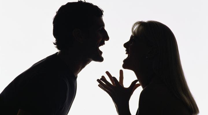 تصمیم گیری برای طلاق - دعوای زن و شوهری