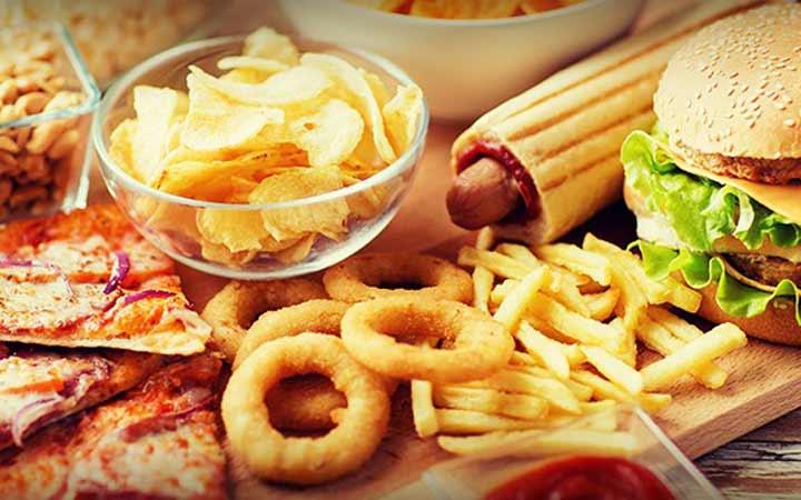 شایعترین مواد غذایی تحریککنندهی علائم رفلاکس معده