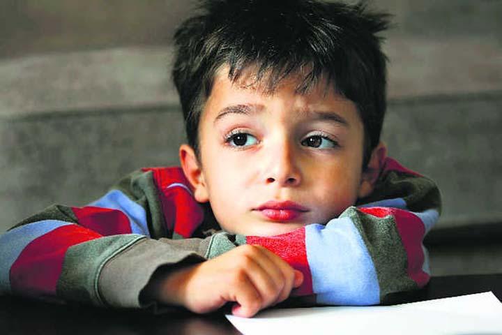 علایم اقسردگی کودکان