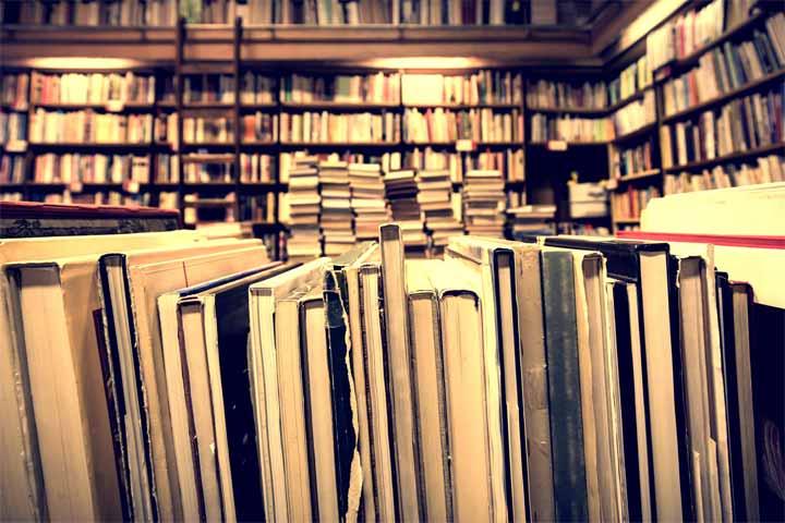 کتاب های دست دوم- عادت به مطالعه