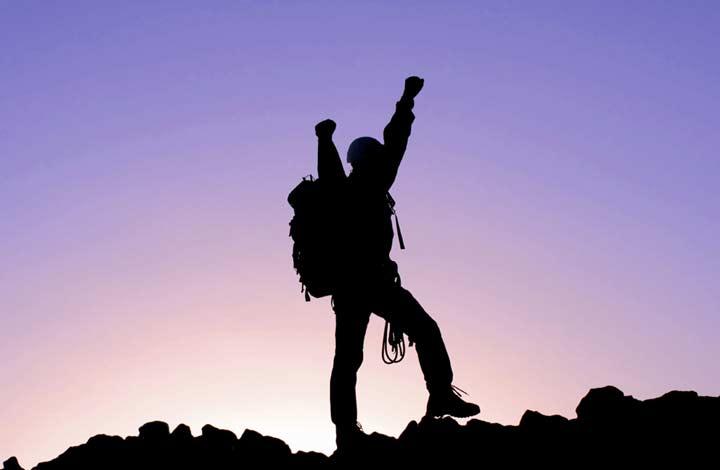 دست از تلاش نکشید - خصوصیات افراد موفق