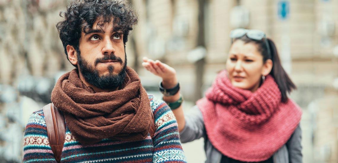 چطور با همسر منفی نگر برخورد کنیم؟