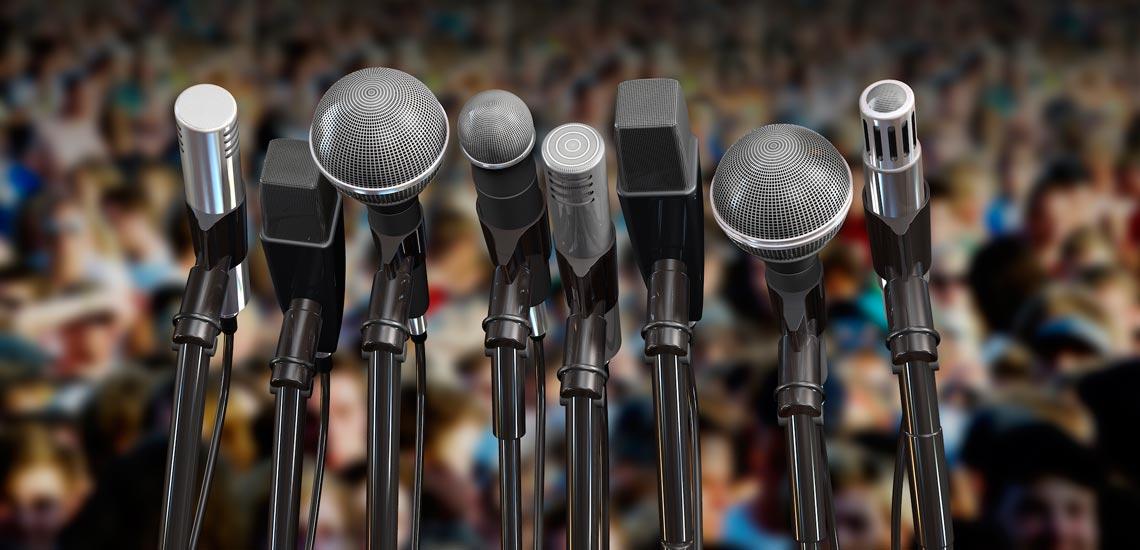 ۷ تمرین فن بیان برای ارائه یک سخنرانی حرفهای