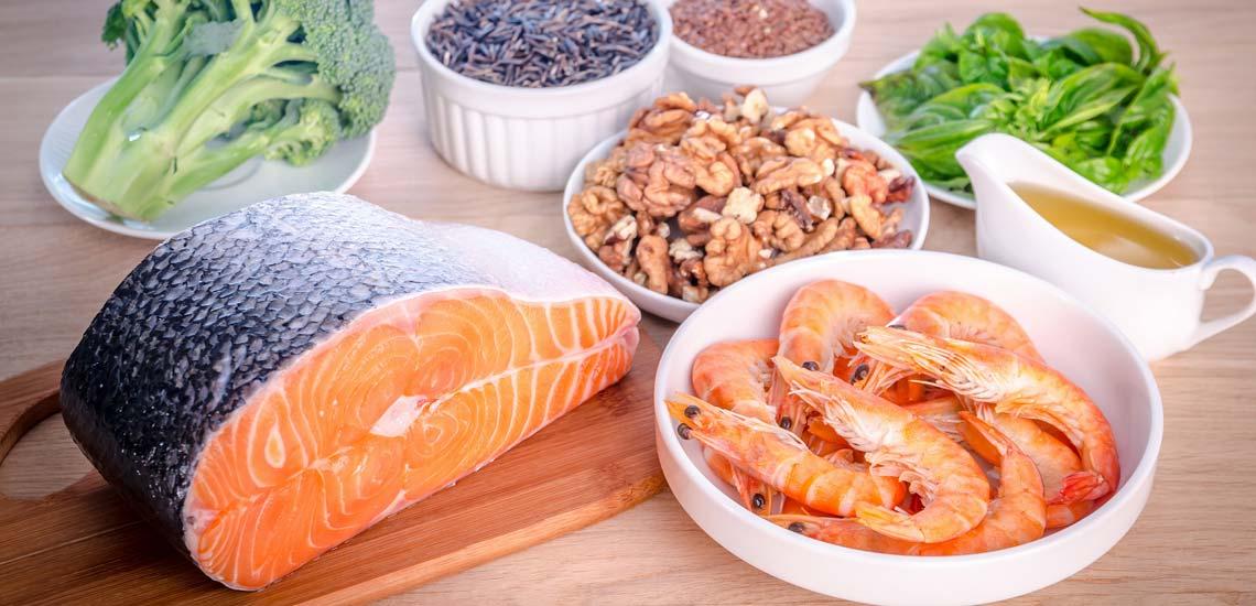 فواید مصرف امگا ۳ و بهترین منابغ غذایی برای تأمین آن