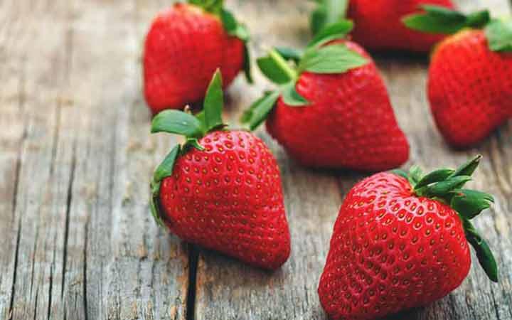 توتفرنگی - ۱۰ میوه مفید برای دیابتیها