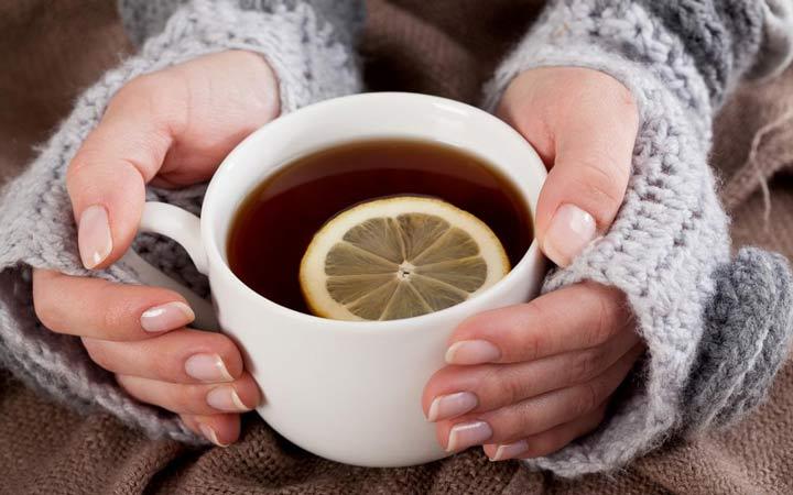 مایعات زیاد مثل آب یا چای بنوشید - تشخیص برونشیت