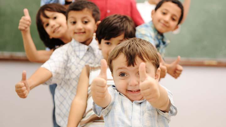 مثبت اندیشی در کودکان