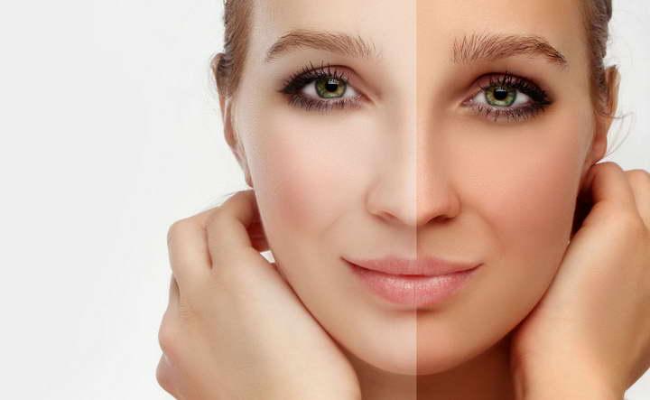 مراقبت از پوست در تابستان - محصولات برنزه کننده