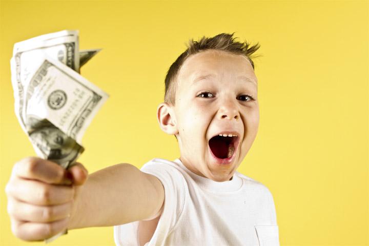 نقش پول در زندگی - پول خرج کردن «گاهیاوقات» شما را شادتر میکند