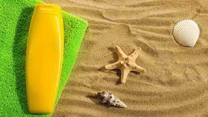 برای مراقبت از پوست در تابستان از ضد آفتاب استفاده کنید