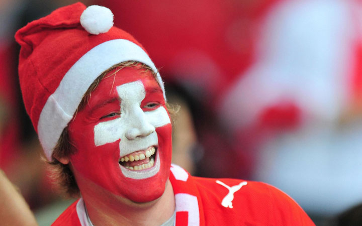 خوشبختی یعنی - مردم سوئیس شادترین مردم جهان هستند