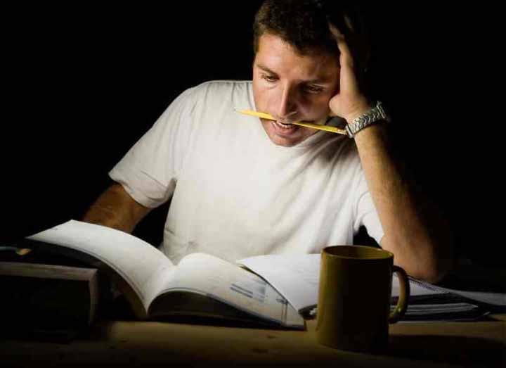 فرسودگی تحصیلی و برنامه ریزس اشتباه