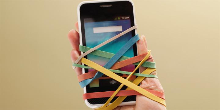 وابستگی به تلفن همراه - تعادل در زندگی
