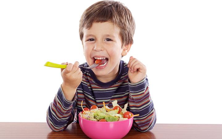 تغذیه سالم - راههای بالا بردن تمرکز در کودکان