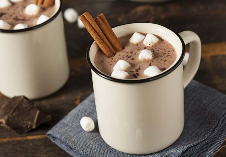 غذاهای چاقکننده- شیرکاکائو