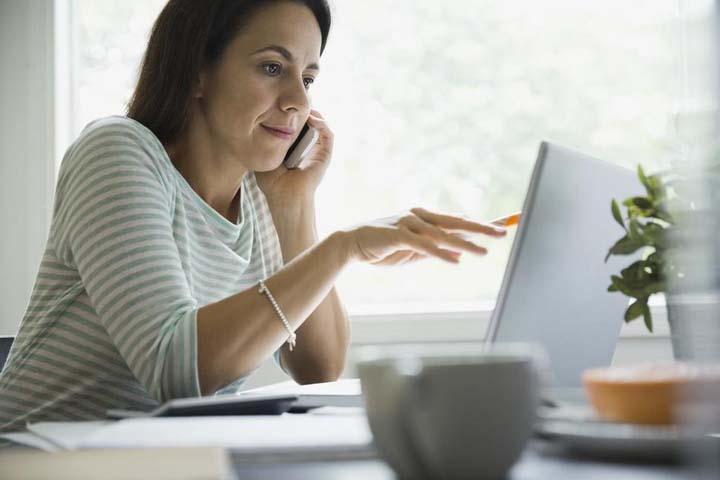 درخواست یا عقب نشینی در مذاکره تلفنی