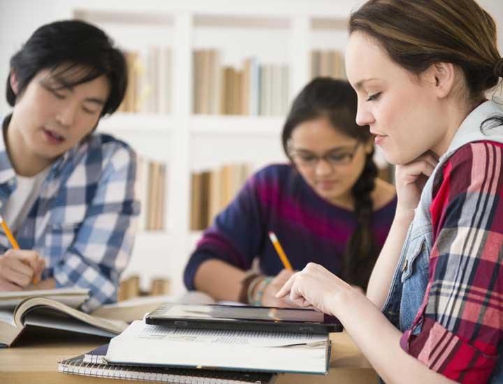 مطالعهی گروهی - انگیزه یادگیری زبان