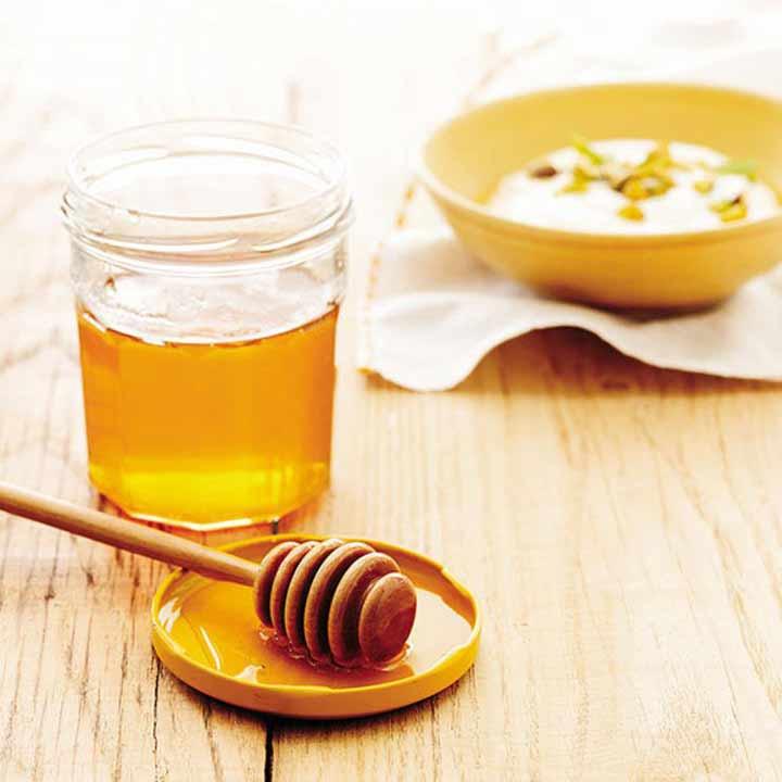 عسل برای پاکسازی پوست