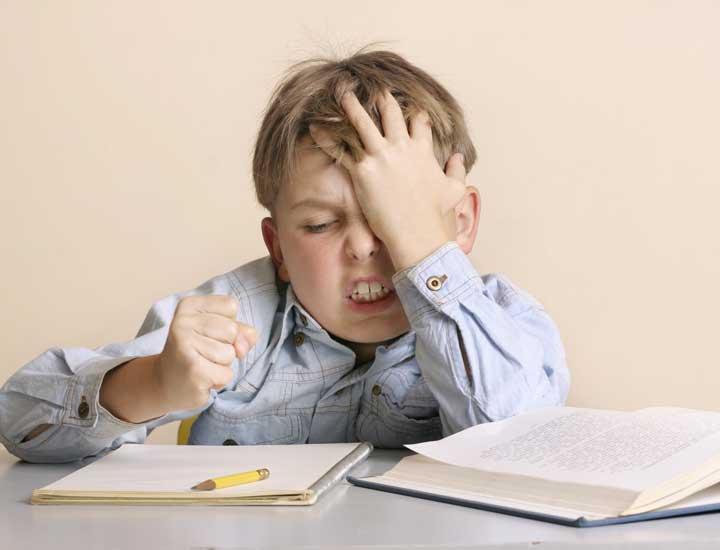 احساس کسالت در مطالعه - انگیزه یادگیری زبان