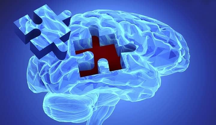احتلالات حافظه ناشی از زوال عقل است