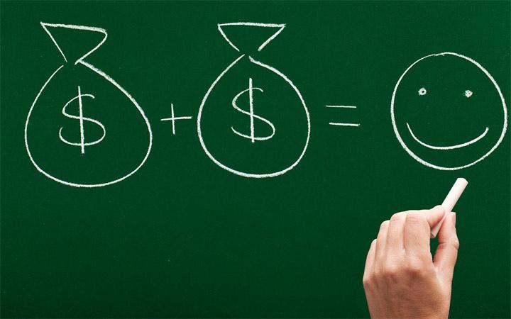 نقش پول در زندگی - بررسی رابطهی شخصیت با پول و شادی