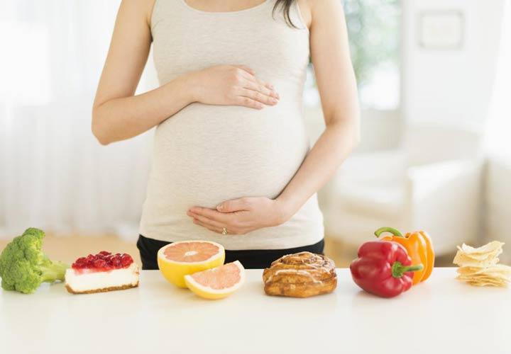 علت بی اشتهایی - بارداری می تواند باعث بی اشتهایی شود.