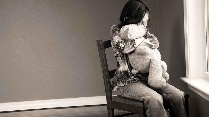 بروز افسردگی کودکان