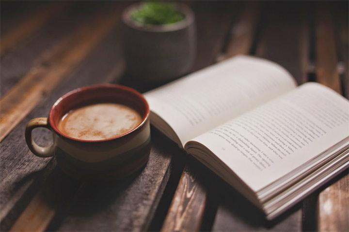 تجربه لذت بخش کتاب خواندن