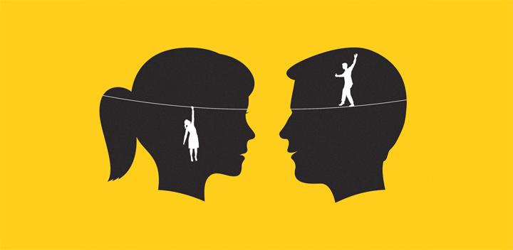 میزان ریسک پذیری - چرا مردان و زنان تصمیمات اقتصادی متفاوتی میگیرند