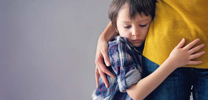 تشخیص افسردگی کودکان