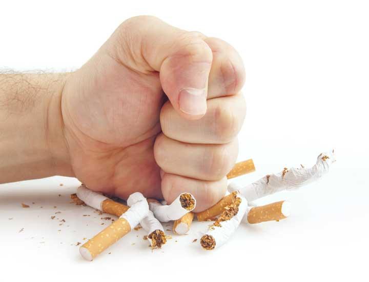 ترک سیگار - چگونه پوستی جوان داشته باشیم