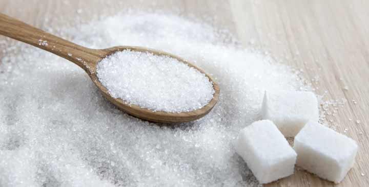 شکر برای پاکسازی پوست